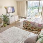 Tropical Studios at Marine Surf Waikiki