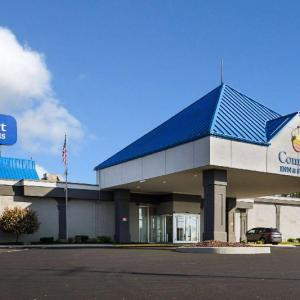 Hotels near Bud Light Amphitheater at Paper Mill Island - Comfort Inn & Suites Airport