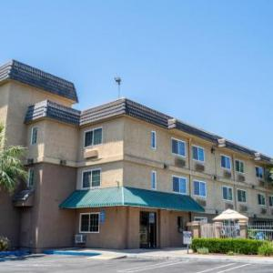 Hotels near John Thurman Field - Quality Inn Modesto