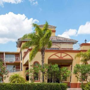 Kissimmee Sports Arena Hotels - Howard Johnson By Wyndham Tropical Palms Kissimmee