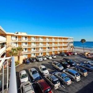 Ormond Beach Performing Arts Center Hotels - Quality Inn On The Beach