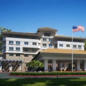 Hotels near Marin Veterans' Memorial Auditorium - Embassy Suites San Rafael -Marin County