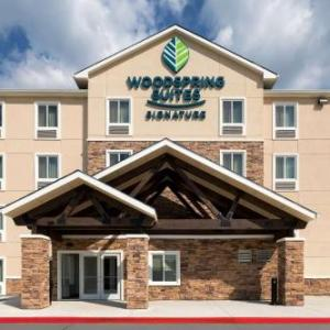 Woodspring Suites Signature Houston Iah Airport