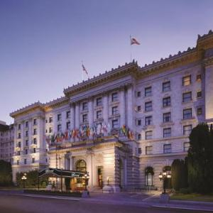 Grace Cathedral Hotels - The Fairmont San Francisco