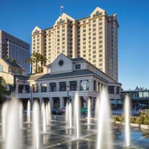 SAP Center at San Jose Hotels - The Fairmont San Jose