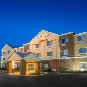 Fairfield Inn & Suites By Marriott Chicago Tinley Park