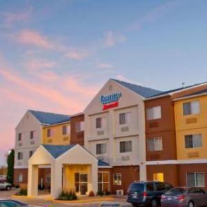Fairfield Inn & Suites Champaign