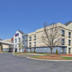Fairfield Inn By Marriott Rochester South