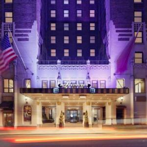 Turtle Bay Grill & Lounge Hotels - The Lexington New York City Autograph Collection