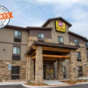 Budweiser Events Center Hotels - My Place Hotel-Loveland CO