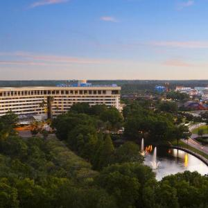 Downtown Disney Hotels - Hilton Orlando Lake Buena Vista In The Walt Disney World Resort