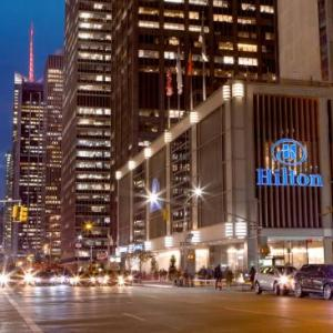 New World Stages Hotels - New York Hilton Midtown