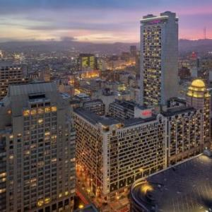 Civic Center Plaza Hotels - Hilton San Francisco