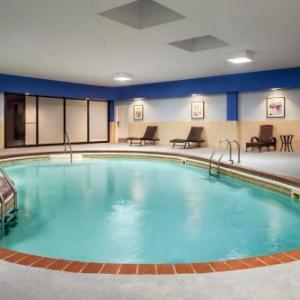 Illinois State Fair Hotels - Wyndham Springfield City Centre