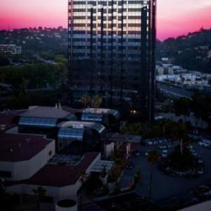 Universal Studios Hollywood Hotels - Hilton Los Angeles-Universal City
