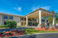 Map Of The Of Holiday Inn Express Ocala Us Midtown Area Ocala - Us 441 map