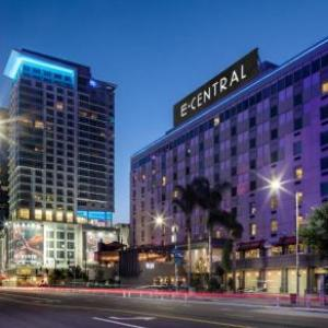 Los Angeles Convention Center Hotels - Luxe City Center Hotel