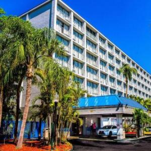 Hard Rock Stadium Hotels - Rodeway Inn Miami