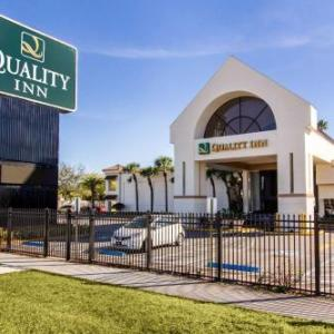 MOSI Tampa Hotels - Quality Inn & Conference Center