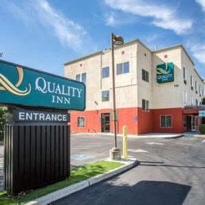 Hotels near Merced Theatre - Quality Inn Merced