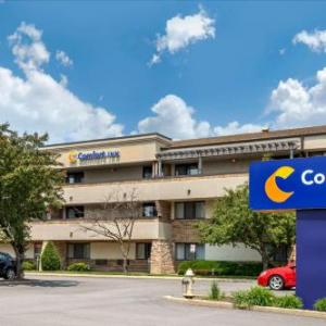 Arlington Park Hotels - Comfort Inn Arlington Heights Chicago O'Hare Airport
