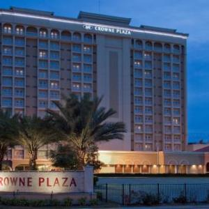 Camping World Stadium Hotels - Crowne Plaza Hotel Orlando-Downtown