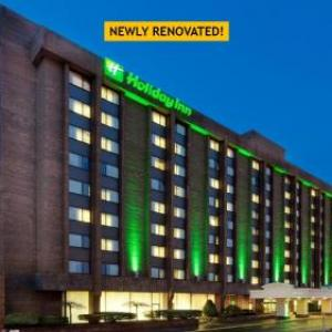 Hotels near Floyd L. Maines Veterans Memorial Arena - Holiday Inn Binghamton-Downtown Hawley Street