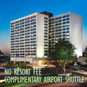 San Mateo Performing Arts Center Hotels - Hilton San Francisco Airport Bayfront