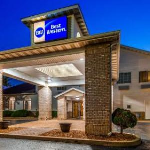 Hotels near LaSalle Speedway - Best Western Oglesby Inn