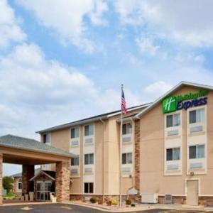 Holiday Inn Express Tuscola Illinois