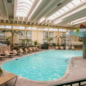 Fresno Yosemite International Airport Hotels - Wyndham Garden Fresno Airport