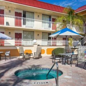 Frank W. Springstead High School Hotels - Days Inn And Suites Port Richey