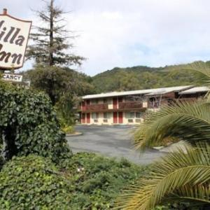 Marin Center Hotels - Villa Inn