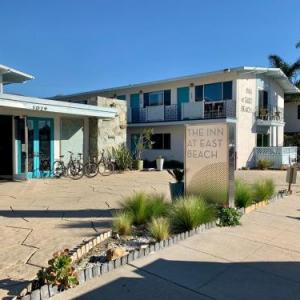 Hotels near Santa Barbara Zoo - Inn At East Beach