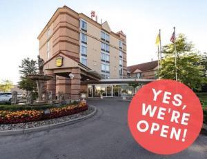 Monte Carlo Inns Airport Suites