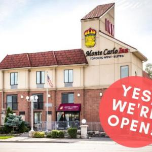 Hotels near Renaissance By The Creek - Monte Carlo Inns - Toronto West