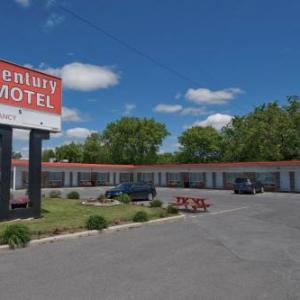 Aultsville Theatre Hotels - Century Motel