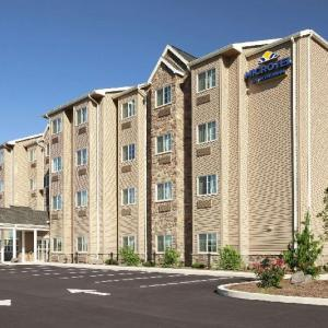 Hotels near Ricketts Glen State Park - Microtel Inn & Suites Wilkes-Barre