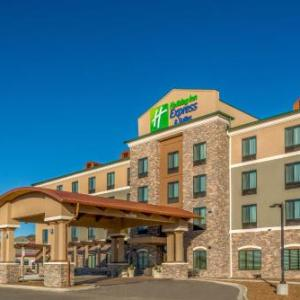 Castle Pines Golf Club Hotels - Holiday Inn Express & Suites Denver South - Castle Rock