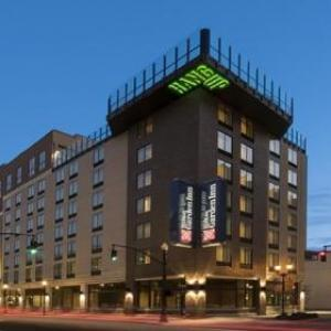 Bellarmine University Hotels - Hilton Garden Inn Louisville Downtown