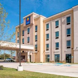 Whitewater On The Horseshoe Hotels - Comfort Inn San Marcos