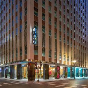 Hotels near Mercedes-Benz Superdome New Orleans - Aloft New Orleans Downtown