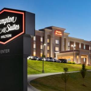 Hotels near Parkersburg High School - Hampton Inn & Suites Parkersburg Downtown
