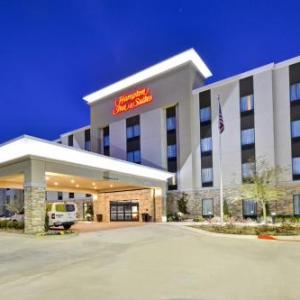 Hampton Inn And Suites Dallas Plano East Tx