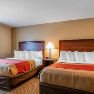 Hotels near Nebraska State Fair - MainStay Suites Grand Island