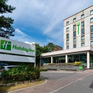 Bournemouth University Hotels - Holiday Inn Bournemouth
