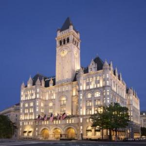 16th Street and Constitution Avenue NW Hotels - Trump International Washington D.C.