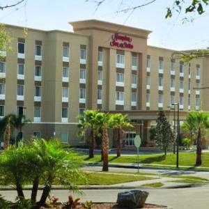 J. Ollie Edmunds Center Hotels - Hampton Inn & Suites Deland