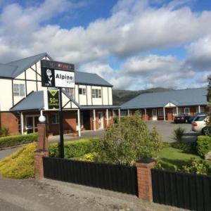 Hotels near Regent Theatre Greymouth - Alpine Rose Motel