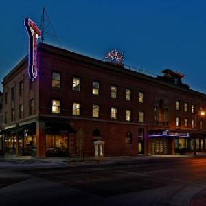 Sanctuary Events Center Hotels - Hotel Donaldson